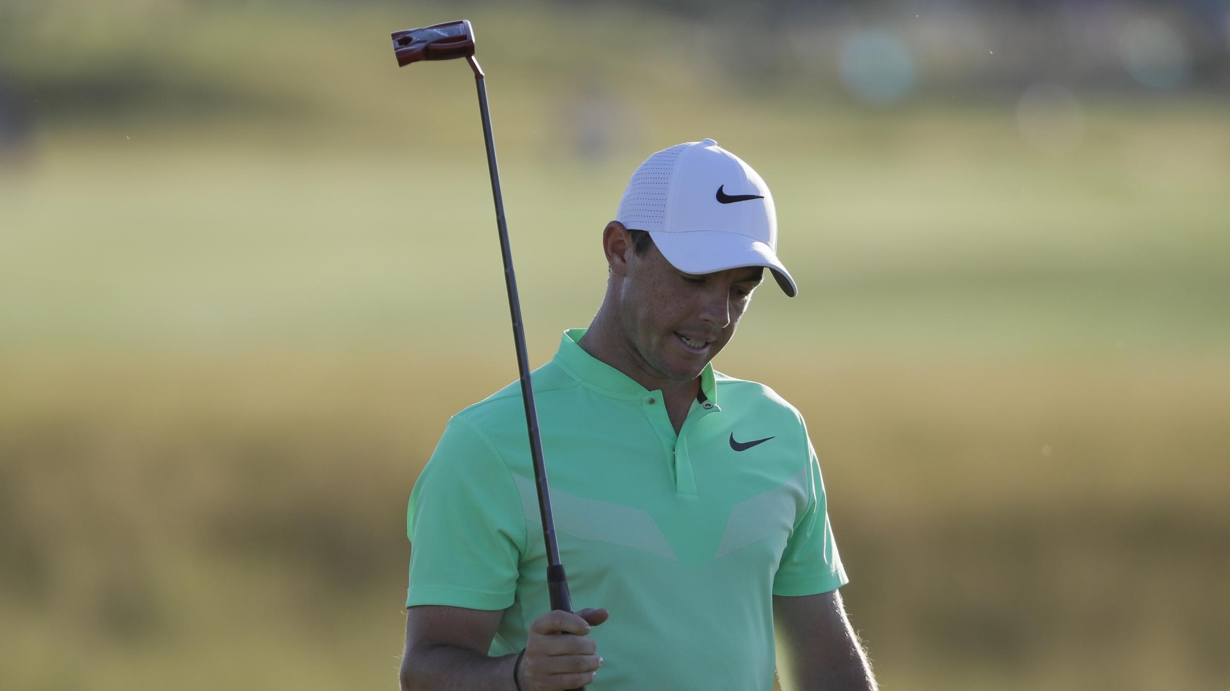 Rory McIlroy calls out Steve Elkington after 'bored' remark